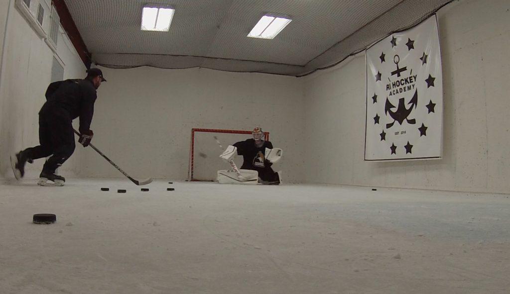Goaltender Training